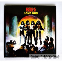 KISS Iman Love Gun