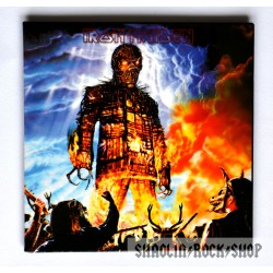 Iron Maiden Iman Wicker Man