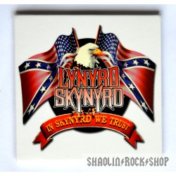 Lynyrd Skynyrd Iman In Skynyrd We Trust