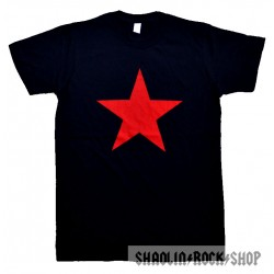 Rage Against The Machine Playera Red Star
