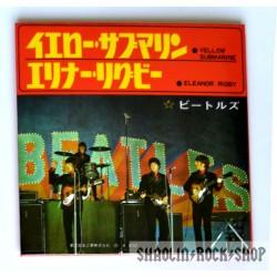 The Beatles Iman Eleanor Riby