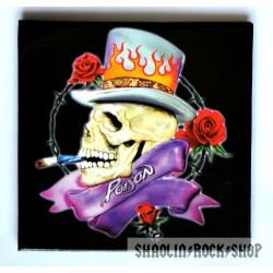 Poison Iman Skull