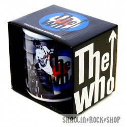 The Who Taza On Stage