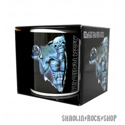 Iron Maiden Taza Different World