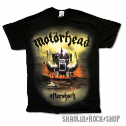 Motorhead Playera Aftershock