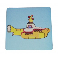 The Beatles Mouse Pad Yellow Submarine Shape