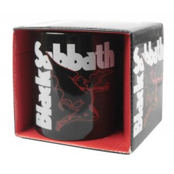 Black Sabbath Mug Demon
