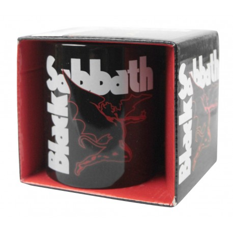 Black Sabbath Taza Demon