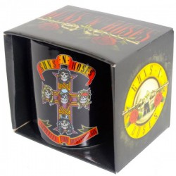 Guns 'N' Roses Taza Appetite for Destruction