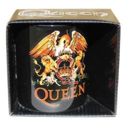 Queen Taza Classic Crest