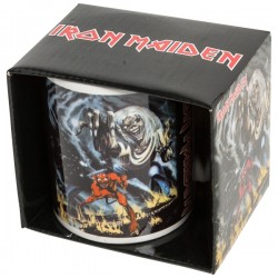 Iron Maiden Mug The Number Of The Best