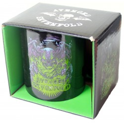 Avenged Sevenfold Taza Dare To Die