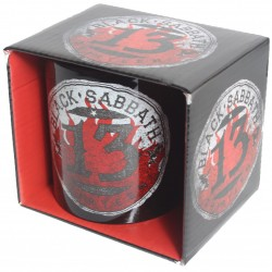 Black Sabbath Taza Thirteen