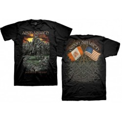 Amon Amarth Playera Deceiver Of The Gods Tour 2014