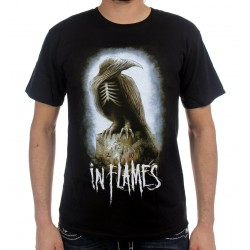 In Flames Playera Deliver Me Tour 2011
