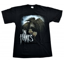 In Flames Playera Deliver Me Tour 2012