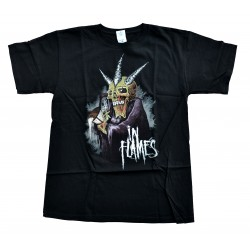 In Flames Playera Timekeeper
