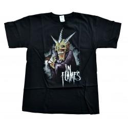 In Flames Shirt  Timekeeper