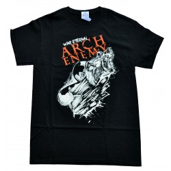 Arch Enemy Playera Silent Screams 2014 Tour