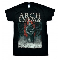 Arch Enemy Playera War Eternal 2014 Tour