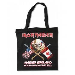 Iron Maiden Tote Bag 2012 Tour