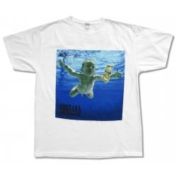 Nirvana Playera Nevermind 20th Anniversary