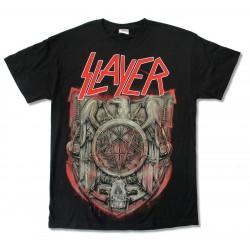 Slayer Playera Medal 13-14