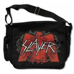 Slayer Messenger Bag Red Eagle