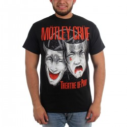 Motley Crue Playera Theatre Of Pain Jumbo