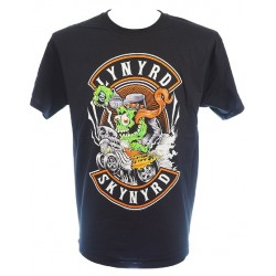 Lynyrd Skynyrd Playera Call me the Breeze Monster