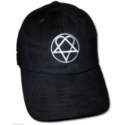 HIM Heartagram Baseball Cap