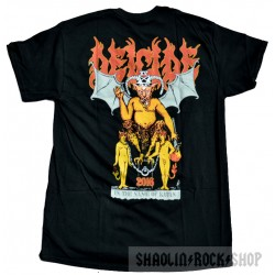 Deicide Playera Team Satan
