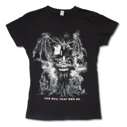 Iron Maiden Blusa  The Evil That Men Do Maiden England 2012