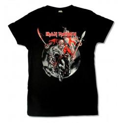 Iron Maiden Blusa Maiden England 2012