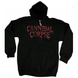 Cannibal Corpse Hoodie Eaten Back to Life