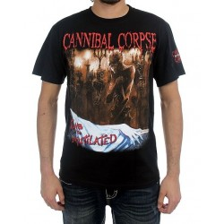 Cannibal Corpse Playera Tomb of the Mutilated Censored