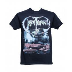 Obituary Playera World Demise