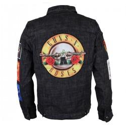 Guns N' Roses Denim Jacket GNR