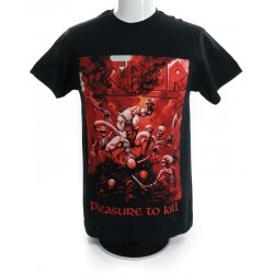 Kreator Playera Pleasure to Kill