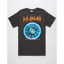 Def Leppard Shirt 7 Day Weekend Tour Adrenalize
