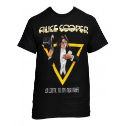 Alice Cooper Shirt Welcome to my Nightmare