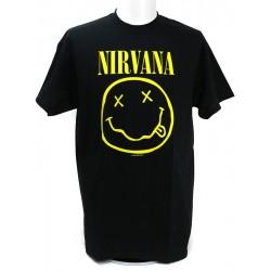 Nirvana Playera Smile
