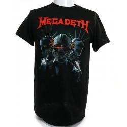 Megadeth Playera Dystopia