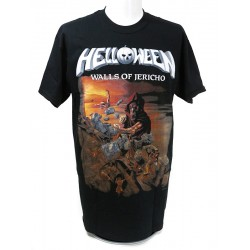 Helloween Playera Walls of Jericho