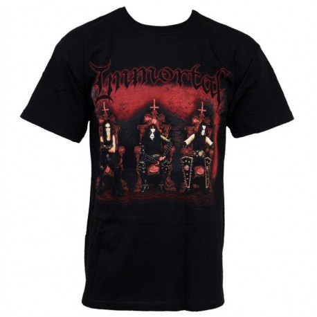 Immortal Playera Demons of Metal