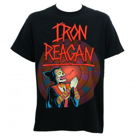 Iron Reagan Playera Crossover Ministry