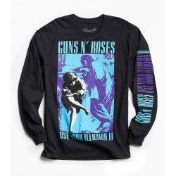 Guns N' Roses Get In The Ring Shirt Long Sleeve LS