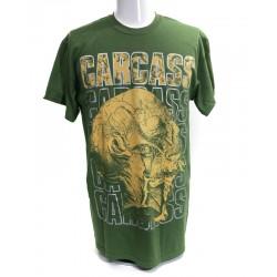 Carcass Playera Cabeza Tools Tour