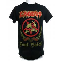 Exodus Shirt  Paul Baloff Tribute