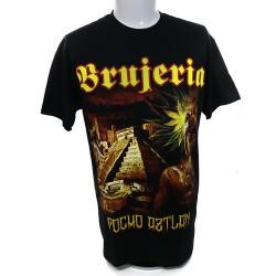 Brujeria Shirt Poncho Aztlan